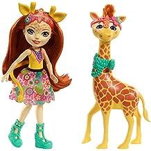 Enchantimals Gillian Giraffe s Fashion Dolls