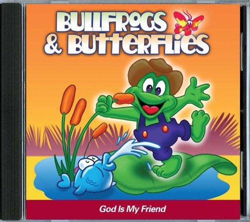 Bullfrogs & Butterflies: God Is My Friend from Randolf Publishing