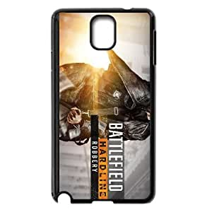 games battlefield hardline robbery wide Samsung Galaxy Note 3 Cell Phone Case Black Custom Made pp7gy_3340699