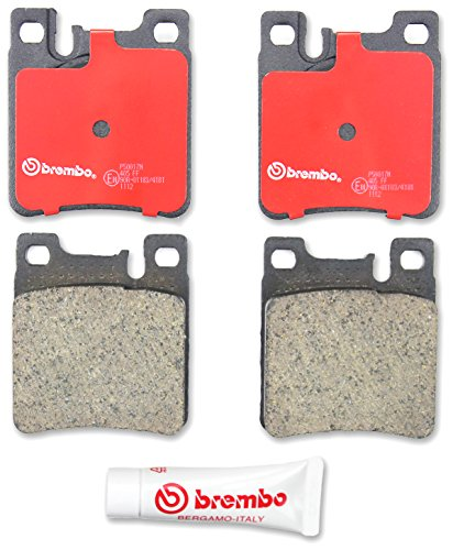 Brembo P50017N Rear Disc Brake Pad