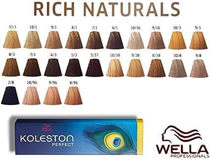Koleston Perfect Wella 7/18 Blond Cendré Perlé 60 ML: Amazon ...