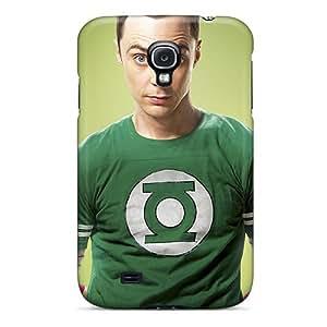 Fashion Protective Big Bang Theory Sheldon Case Cover For Galaxy S4
