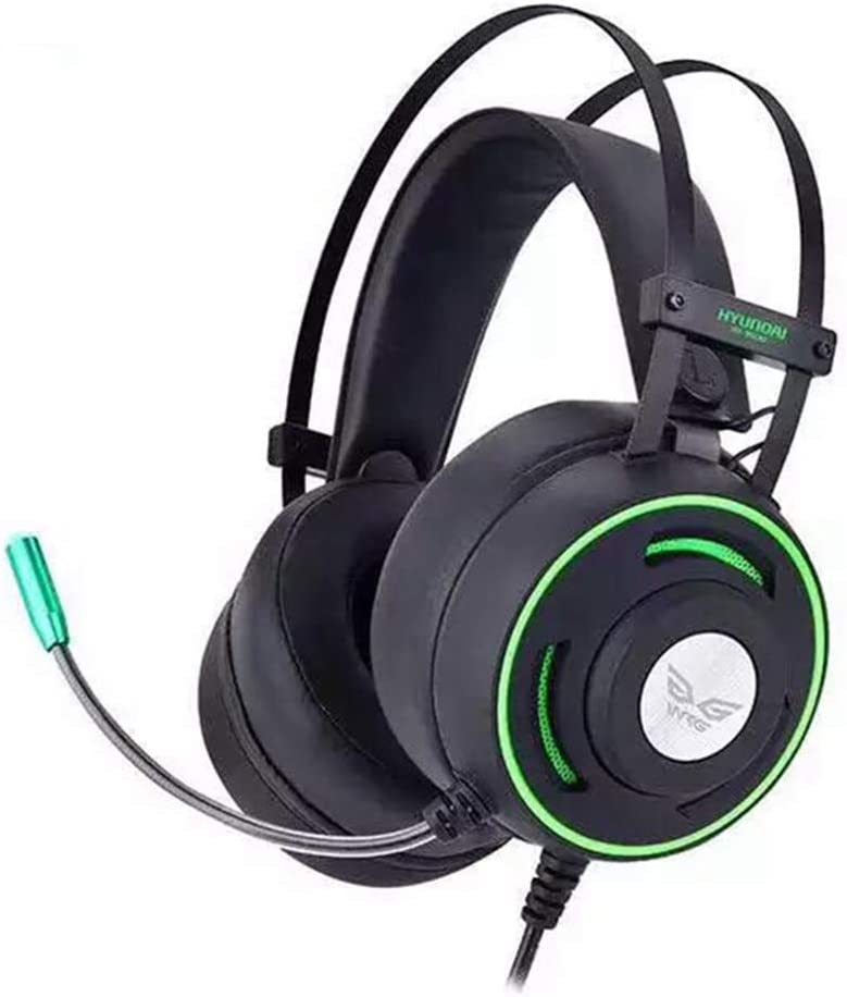HUIGE PS4 Gaming Headset,Stereo Wired Game Headsets with Volume/&Mute Control