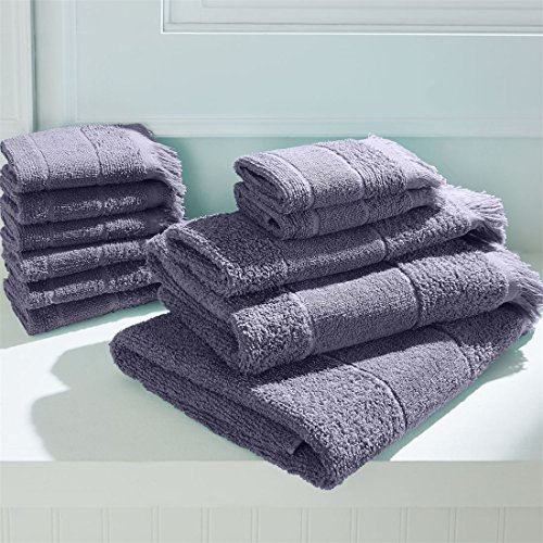 Brylanehome Antimicrobial Jolie 4-Pc. Towel Set