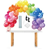 Nextin Table Balloon Arch Kit - Adjustable Balloon Arch Stand for Different Table Sizes – Party Decoration Tool for…