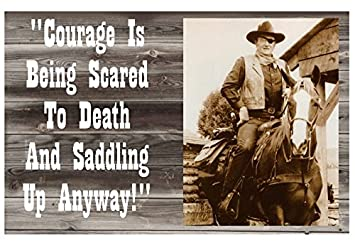 Amazon Com 3 John Wayne Posters Of Famous Quotes 12 X 18 Posters