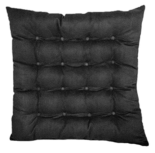 LivebyCare Candy Color Multi-Size Stuffed Chair Cushion Filled Seat Back Cushions Square PP Cotton Insert Filling Pad for Bedroom Sofa Couch