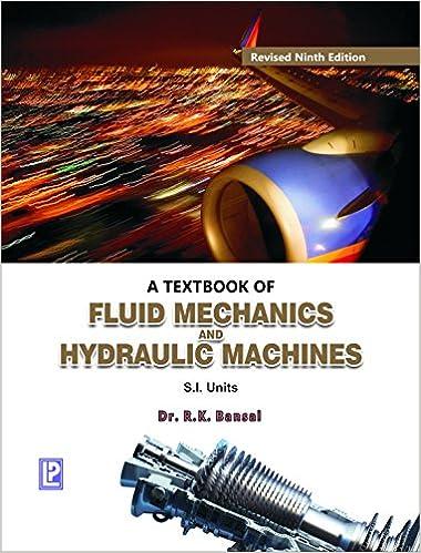 Ebook hydraulic machines rk mechanics and bansal fluid by
