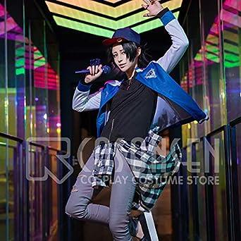 ヒプノシスマイク Buster Bros!!! MC.M.B 山田二郎 コスプレ衣装 (女性