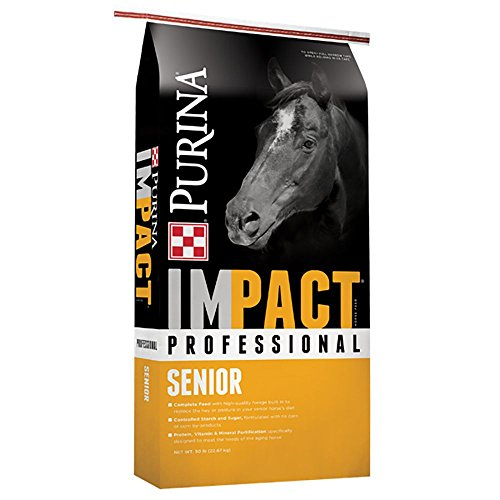 Purina Animal Nutrition Impact Professional Senior 50