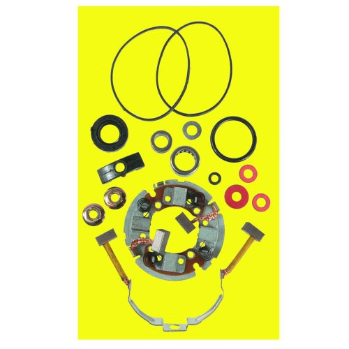 Total Power Parts New Repair Kit for Starter Arctic Cat Daytona, Honda CBR900RR, Kawasaki VN800 Vulcan 800, Polaris, Sea-Doo GTX, Yamaha WaveRunner, 414-54045 RBK-29 463964 495735 49-5735