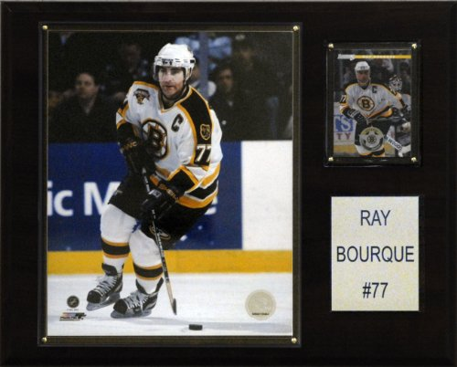 C&I Collectables NHL Ray Bourque Boston Bruins Player (Ray Bourque Framed)
