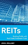 img - for REITs: Building Profits with Real Estate Investment Trusts by John A. Mullaney (1997-10-15) book / textbook / text book