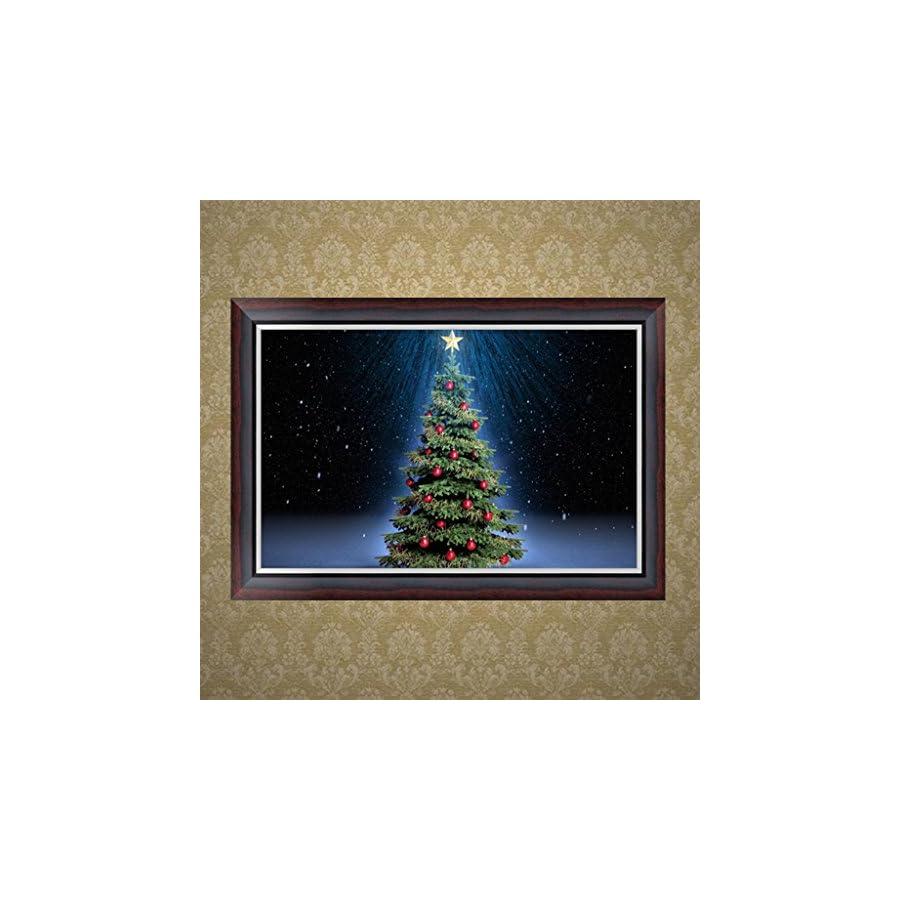 SCASTOE Christmas tree DIY 5D Diamond Embroidery Painting Cross Stitch Craft Home Decor