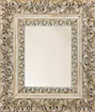 Vintage French Country Ornate Picture Frame (4x6 Inch)