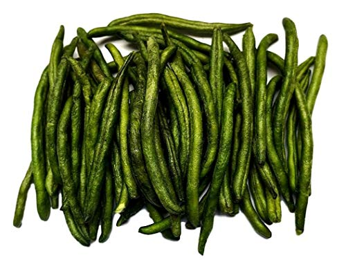 Green Bean Chips, Sea-Salted, Natural, Delicious and Fresh, Bulk Chips!!! (2.2 LBS)