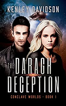 The Daragh Deception (Conclave Worlds Book 1) by [Davidson, Kenley]