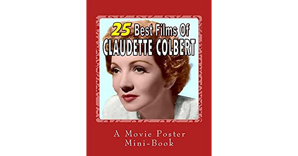Tonight is ours Claudette Colbert movie poster