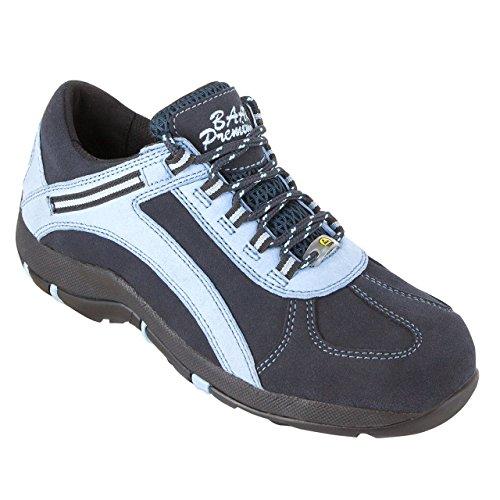 basses EU bleu BAAK sécurité nbsp;ESD nbsp;Bleu bgr191 40 Chaussures Chaussures Femme de S1 nbsp;Woman sina 3215 Premium PPBqFn4U