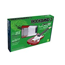 Xbox 360 Rock Band 3 Wireless Fender Mustang PRO-Guitar Controller - Wireless Edition