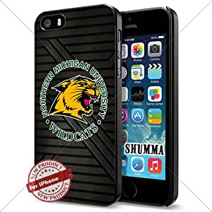 NCAA-Northern Michigan Wildcats,Cool Iphone 5 5s Case Cover