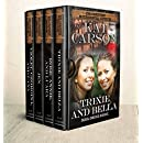 Mail Order Bride: Mrs. Eva Crabtree's Matrimonial Services Box Set #2: Inspirational Clean Historical Western Romance (Mrs. Eva Crabtree's Matrimonial Services Box Set)
