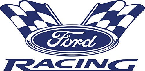 Ford Racing Decal Sticker (12
