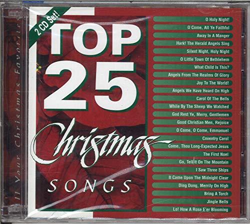 Top 25 Christmas Songs (Christmas Lo Cee Music)