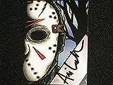 #1: Ari Lehman Signed Custom Jason Voorhees Trading Card Friday the 13th