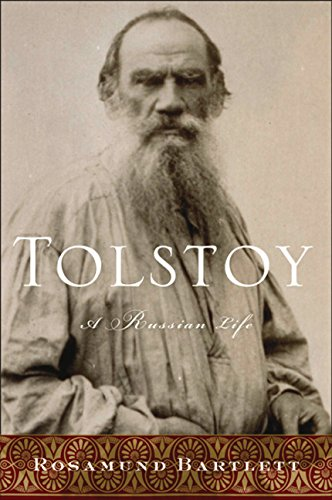 Image of Tolstoy: A Russian Life