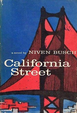 book cover of California Street