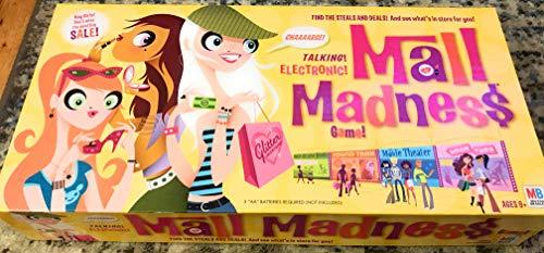 - Milton Bradley Electronic Mall Madness