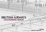 British Airways Colouring Book