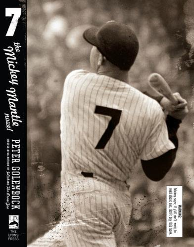 7: The Mickey Mantle Novel 1995 Best Autographed Card
