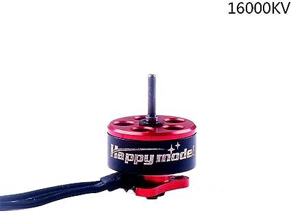 1-2S Brushless Motor SE0802 16000KV 19000KV for Happymodel Mobula7 1.0mm Shaft