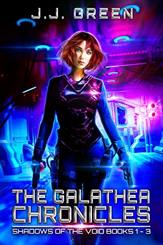 The Galathea Chronicles: Shadows of the Void Space Opera Serial Box Set Books 1 - 3 (Fleet Box Set)