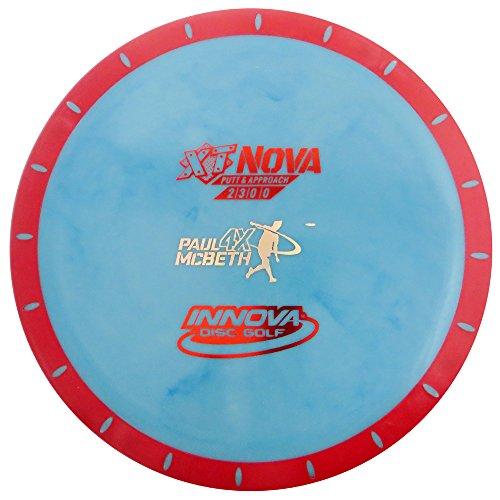 Innova XT Nova Putt & Approach Golf Disc [Colors may vary] - 173-175g (Nova Disc Golf)