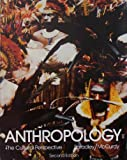Anthropology, James P. Spradley and David McGurdy, 0471046019