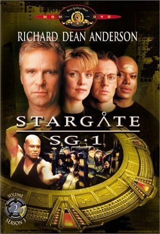 Stargate SG-1 Season 3, Vol. 2 by MGM Domestic Television Distribution by