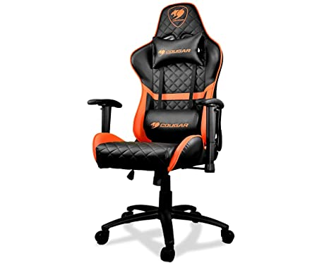 Magnificent Amazon Com Cougar Armor One Gaming Chair With Reclining And Machost Co Dining Chair Design Ideas Machostcouk