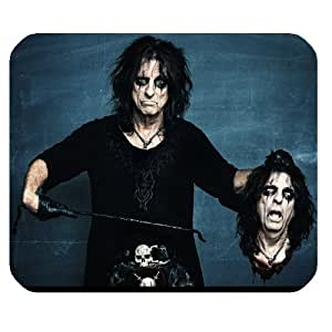 Custom Alice Cooper Mouse Pad Gaming Rectangle Mousepad CM-594