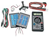 American Educational Comprehensive Solar Electricity Kit