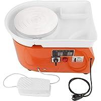 Hilitand Máquina de cerámica, 350 W, Naranja Pottery
