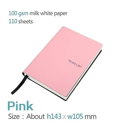 ZLJHH Cuadernos A6 Planificadores Del Tiempo Programa De ...