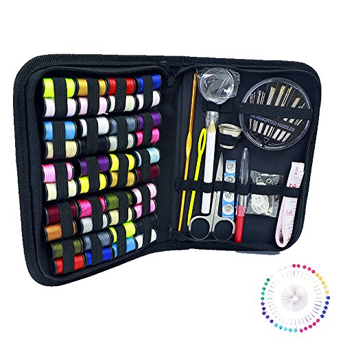 Really well equipped sewing kit