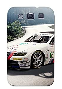 Galaxy Case - Tpu Case Protective For Galaxy S3- Bmw M3 Sports