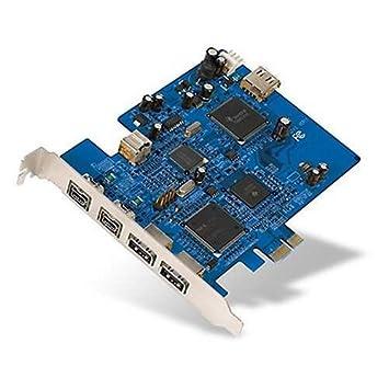 Belkin PCI Express Firewire 800 Card 3 Ports + 3 USB 2.0 Ports ...
