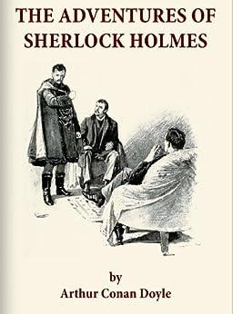amazoncom the adventures of sherlock holmes by arthur