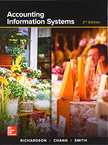 ACCOUNTING INFORMATION SYSTEMS ()