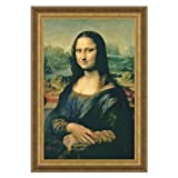 Design Toscano Mona Lisa, 1503-1506 Canvas Replica Painting: Medium